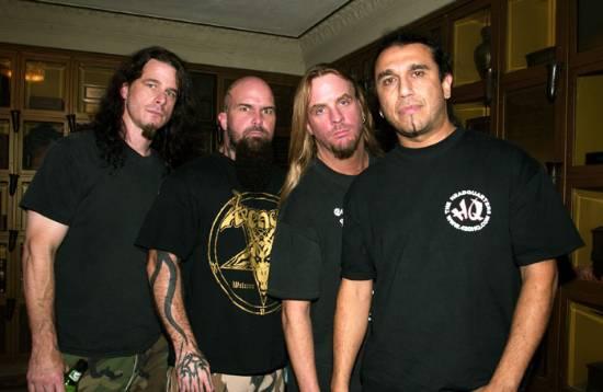 Slayer Live