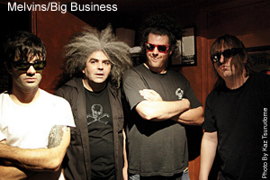 The Melvins preview