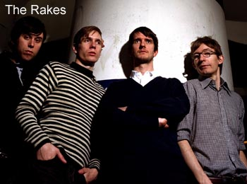 The Rakes interview