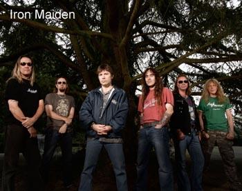Iron Maiden live!
