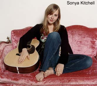 Sonya Kitchell, Ben Taylor reviewed