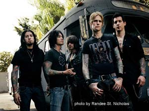 Buckcherry Live!