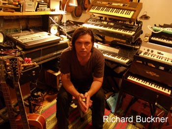 Richard Buckner interview