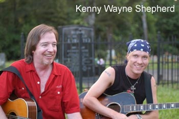 Cover Story: Kenny Wayne Shepherd