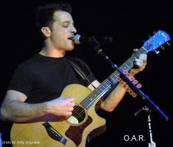 O.A.R. & Gomez live