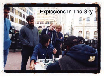 Explosions In The Sky interview
