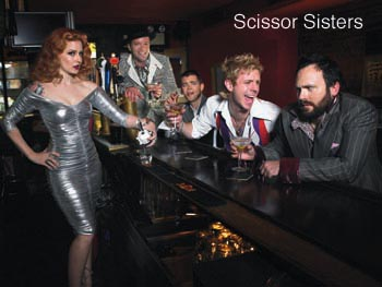Cover Story: Scissor Sisters : Illinois Entertainer