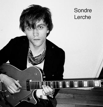 Sondre Lerche interview