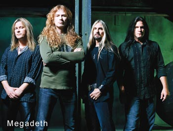 Megadeth interview