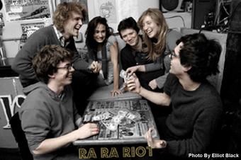 Ra Ra Riot preview
