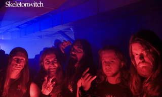 Municipal Waste, Skeletonwitch preview