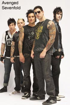 Avenged Sevenfold interview