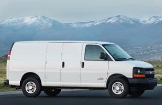 Get In The Van!