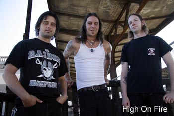High On Fire interview