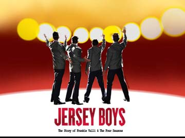 Jersey Boys review!