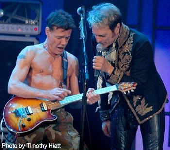 Van Halen live!