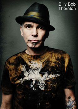Billy Bob Thornton interview