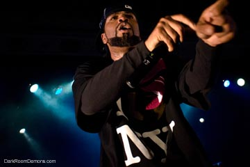Wu-Tang live