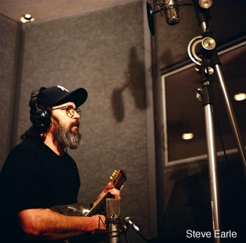 Cover Story: Steve Earle