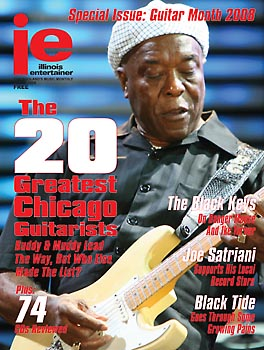 Cover Story: The 20 All-Time Greatest Chicago Guitarists