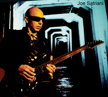 Joe Satriani interview
