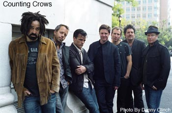 Counting Crows interview