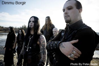 Dimmu Borgir interview