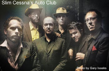 Slim Cessna&#039;s Auto Club interview