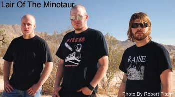 Lair Of The Minotaur interview