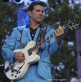 Chris Isaak live!
