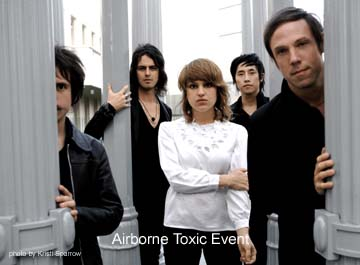 The Fratellis & Airborne Toxic Event preview