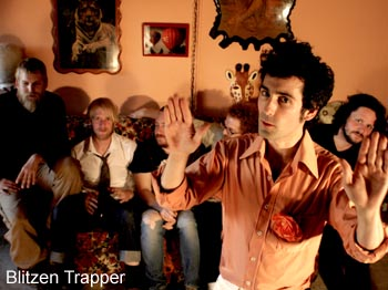 Blitzen Trapper interview