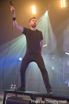 Rise Against, Alkaline Trio, & Thrice live!