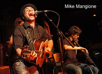 Mike Mangione interview