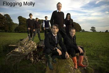 Flogging Molly interview