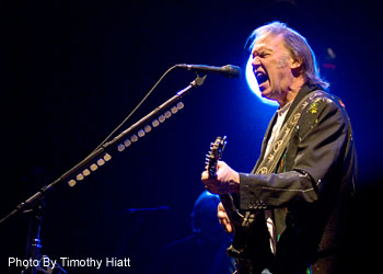 Neil Young live!