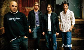 Staind, Seether, & Papa Roach live!