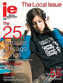 Cover Story: The 25 Greatest Chicago Songs