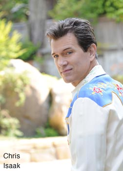 Cover Story: Chris Isaak