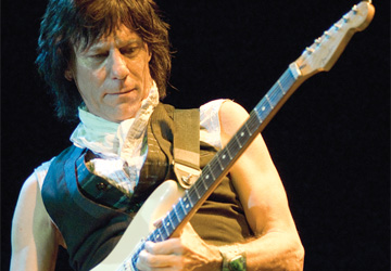 Jeff Beck at Park West