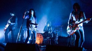 Dead Weather at the Vic