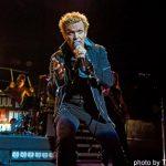Billy Idol & Slash live!