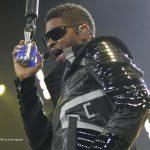 Usher & Trey Songz live!