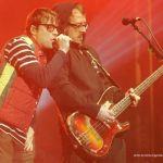 Double live Weezer!