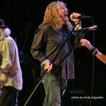 Robert Plant live!