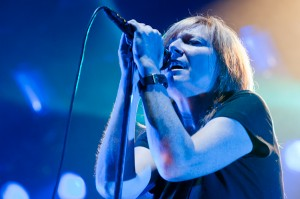 Portishead performs 10/12/11 at Aragon in Chicago