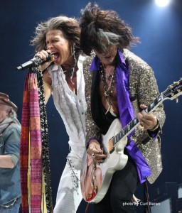 Aerosmith and Cheap Trick live!