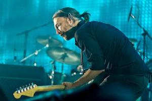 Radiohead live at FMBA!