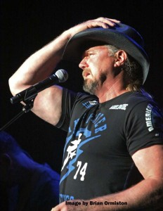 Trace Adkins live!