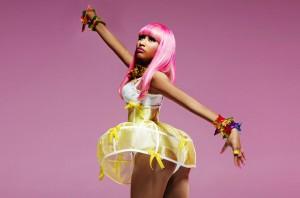 Nicki Minaj live!